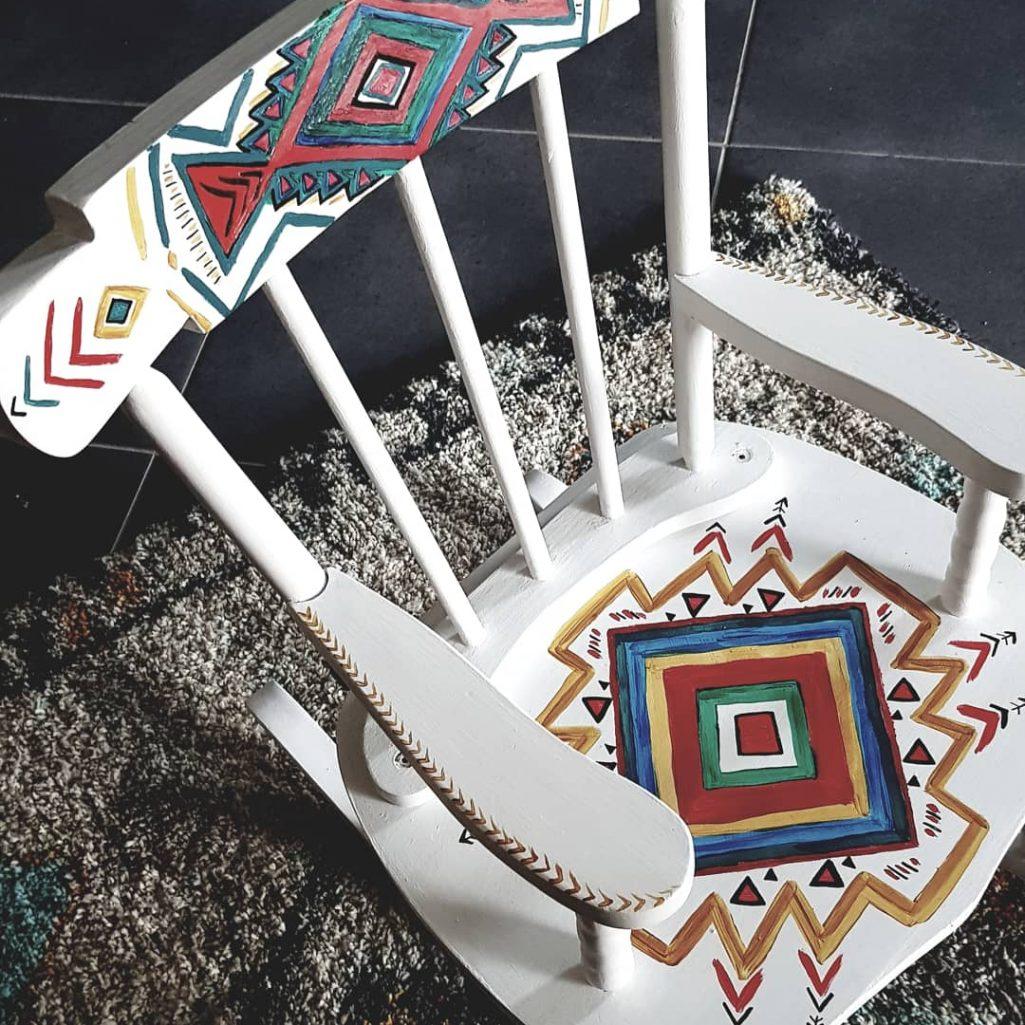 chaise-aztèque